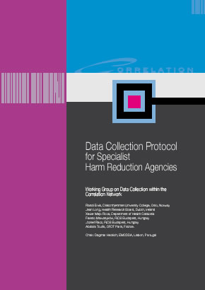 Data collection protocol for specialist harm reduction agencies
